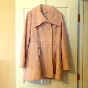 Worthington Fit and Flair Pea Coat